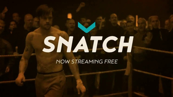 Crackle.com TV Spot, 'Snatch' - Thumbnail 4