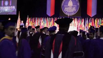 American University TV Spot, 'Who We Are' - Thumbnail 5