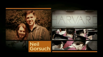 Judicial Crisis Network TV Spot, 'Neil Gorsuch: la corte suprema' [Spanish] - 10 commercial airings
