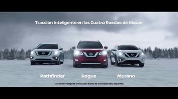 2017 Nissan Rogue TV Spot, 'Muñecos de nieve' [Spanish] [T1] - Thumbnail 10
