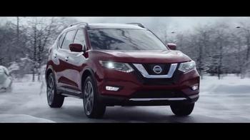 2017 Nissan Rogue TV Spot, 'Muñecos de nieve' [Spanish] [T1] - Thumbnail 3