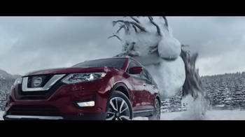 2017 Nissan Rogue TV Spot, 'Muñecos de nieve' [Spanish] [T1] - Thumbnail 8