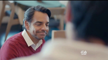 DishLATINO TV Spot, 'Reconocimiento' con Eugenio Derbez [Spanish] - 603 commercial airings