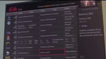 DishLATINO TV Spot, 'Reconocimiento' con Eugenio Derbez [Spanish] - Thumbnail 9