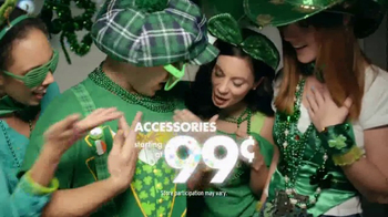 Party City TV Spot, 'St. Patrick's Day Party' - Thumbnail 2