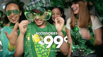 Party City TV Spot, 'St. Patrick's Day Party' - Thumbnail 3