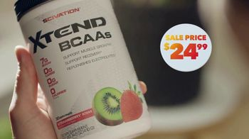 GNC Lowest Prices of the Season Sale TV Spot, 'C4, Xtend & AMP'