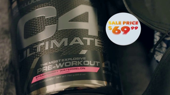 GNC Lowest Prices of the Season Sale TV Spot, 'C4, Xtend & AMP' - Thumbnail 2