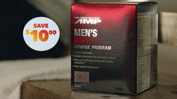 GNC Lowest Prices of the Season Sale TV Spot, 'C4, Xtend & AMP' - Thumbnail 4