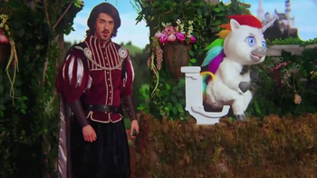 Squatty Potty TV Spot, 'This Unicorn Changed the Way I Poop' - Thumbnail 3