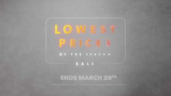GNC Lowest Prices of the Season Sale TV Spot, 'Biggest Savings' - Thumbnail 6