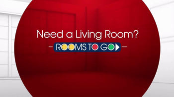 Rooms to Go Anniversary Sale TV Spot, 'Need a Living Room?' - Thumbnail 2
