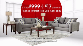 Rooms to Go Anniversary Sale TV Spot, 'Need a Living Room?' - Thumbnail 6