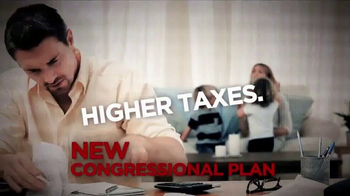 Alliance to Fight the 40 TV Spot, 'New Taxes' - Thumbnail 5