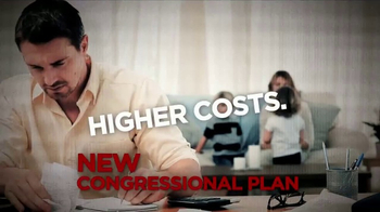 Alliance to Fight the 40 TV Spot, 'New Taxes' - Thumbnail 6