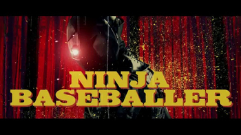 Nippon Express TV Spot, '2017 World Baseball Classic: Ninja'