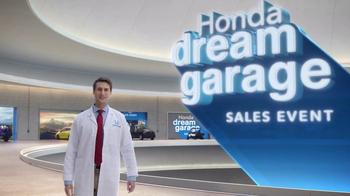 Honda Dream Garage Sales Event TV Spot, 'Wherever You Go' [T1] - Thumbnail 9