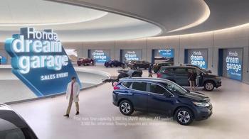 Honda Dream Garage Sales Event TV Spot, 'Wherever You Go' [T1] - Thumbnail 2