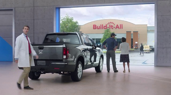 Honda Dream Garage Sales Event TV Spot, 'Wherever You Go' [T1] - Thumbnail 6
