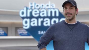 Honda Dream Garage Sales Event TV Spot, 'Wherever You Go' [T1] - Thumbnail 7