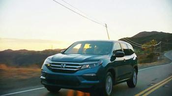 Honda Dream Garage Sales Event TV Spot, 'Wherever You Go' [T1] - Thumbnail 8
