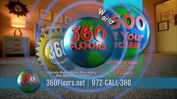 360 Floors TV Spot, 'Make Your Home Beautiful' - Thumbnail 9