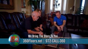 360 Floors TV Spot, 'Make Your Home Beautiful' - Thumbnail 4