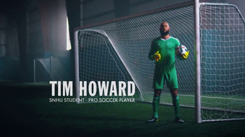 Southern New Hampshire University TV Spot, 'Success' Featuring Tim Howard - Thumbnail 1