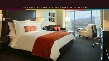 Atlantis Casino Resort Spa Reno TV Spot, 'High Energy' - Thumbnail 1