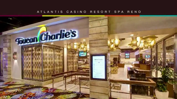 Atlantis Casino Resort Spa Reno TV Spot, 'High Energy' - Thumbnail 2