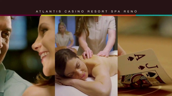 Atlantis Casino Resort Spa Reno TV Spot, 'High Energy' - Thumbnail 6