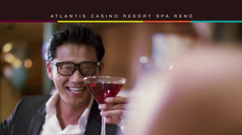 Atlantis Casino Resort Spa Reno TV Spot, 'High Energy' - Thumbnail 7