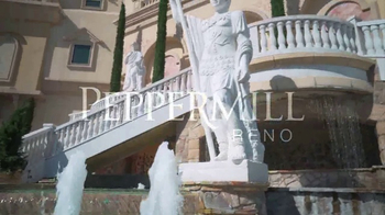 Peppermill Reno TV Spot, 'Redefining the Resort Experience'