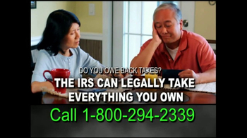 Federal Tax Relief, Inc. TV Spot, 'Fresh Start Initiative' - Thumbnail 1