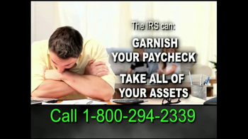 Federal Tax Relief, Inc. TV Spot, 'Fresh Start Initiative' - Thumbnail 2