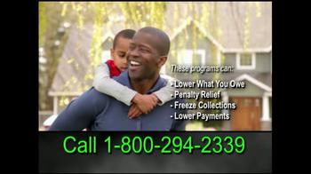 Federal Tax Relief, Inc. TV Spot, 'Fresh Start Initiative' - Thumbnail 4