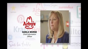 Oracle Cloud TV Spot, 'Oracle Cloud Customers: Arby's'