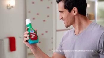 Colgate Advanced Health Mouthwash TV Spot, 'Enjuage bucal' [Spanish] - Thumbnail 6