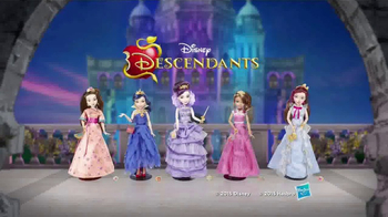 Disney Descendants Signature Dolls TV Spot, \'You Are Who You Choose to Be\'