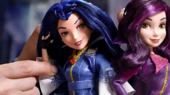 Disney Descendants Signature Dolls TV Spot, 'You Are Who You Choose to Be' - Thumbnail 2