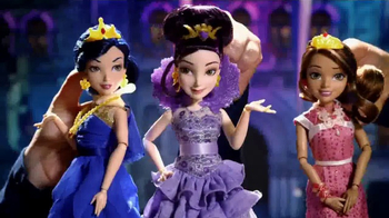 Disney Descendants Signature Dolls TV Spot, 'You Are Who You Choose to Be' - Thumbnail 6