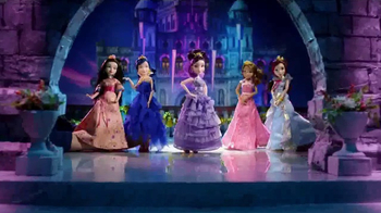 Disney Descendants Signature Dolls TV Spot, 'You Are Who You Choose to Be' - Thumbnail 7