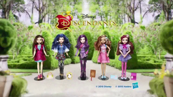 Disney Descendants Signature Dolls TV Spot, 'You Are Who You Choose to Be' - Thumbnail 8