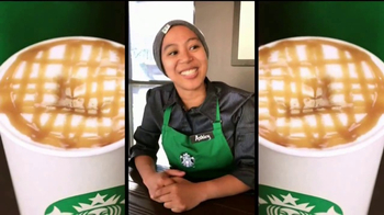 Starbucks TV Spot, 'Made With Love: Ashley's Caramel Macchiato' - Thumbnail 10