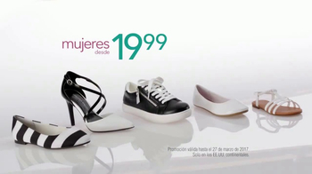 Payless Shoe Source TV Spot, 'Vacaciones de primavera' [Spanish] - Thumbnail 5