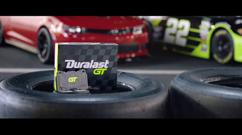 AutoZone Duralast GT Brake Pads TV Spot, 'Stopping Power' Feat. Joey Logano - Thumbnail 4