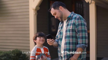 Thumbtack TV Spot, 'We All Have That List' - Thumbnail 2