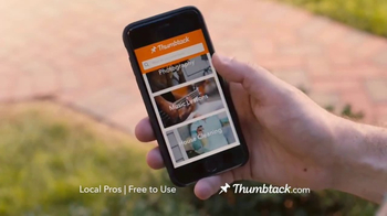 Thumbtack TV Spot, 'We All Have That List' - Thumbnail 3