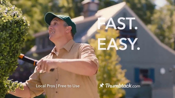 Thumbtack TV Spot, 'We All Have That List' - Thumbnail 8