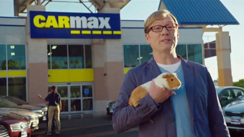 CarMax TV Spot, 'Guinea Pig' Featuring Andy Daly - Thumbnail 2